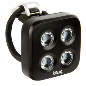 Knog Blinder MOB The Face Fietsverlichting sets Twinpack zwart